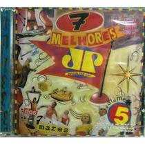 Disco Funk Black Dance Cd As 7 Melhores Jp Vol 5 Lacrado