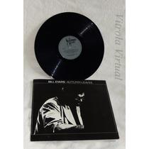Lp Bill Evans Autumn Leaves Imagem Jazz 1984 Nacional