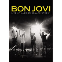 Dvd - Bon Jovi : Live At Madison Square Garden Lacrado !!
