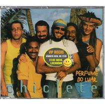 Chiclete Com Banana Cd Single Perfume Do Luar - Raro