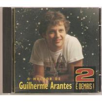 Cd Guilherme Arantes - 2 Demais 1982 - A Cara