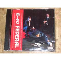 Cd Imp E-40 - Federal (1993) Gangsta Rap