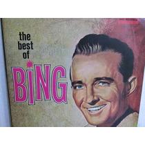 Lp Bing Crosby The Best Of Duplo Exx Estado