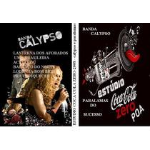 Dvd Banda Calypso Em Estudio Coca Cola Zero 2008