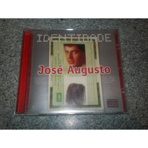 Cd - Jose Augusto Identidade Raro!!!