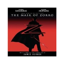 Cd Mask Of Zorro: Music From The Motion Picture James Horner