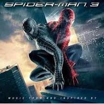 Cd Homem Aranha 3 Soundtrack Importado