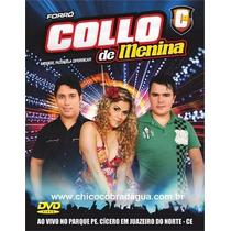 Dvd Collo De Menina Em Juazeiro Do Norte Original + Frete Gr