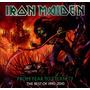 Cd Iron Maiden, From Fear To Etenity