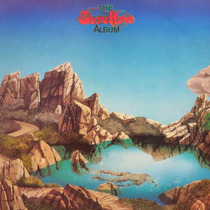 Lp Steve Howe - The Steve Howe Album - Vinil Raro