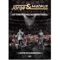Box Dvd + Cd Jorge E Mateus - Live In London