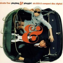 Cd Pizzicato Five Playboy & Playgirl