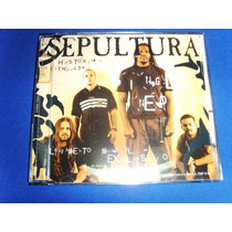 Cd Single - Sepultura História Entrevista