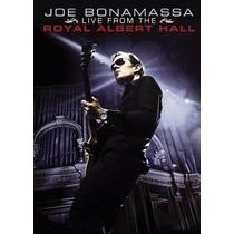 Joe Bonamassa Live From The Royal Albert Hall + Extras 2dvd