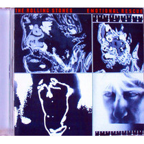 Cd - Rolling Stones - Emotional Rescue (import) Ed.holandesa
