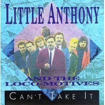 Cd Little Anthony & Loco-motives Can