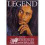 Dvd Bob Marley - The Best Of Legend - Novo***