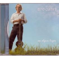 Cd Beto Guedes - Em Algum Lugar - Novo***