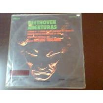 Lp Beethoven - Aberturas. Orq. Sinf. Nbc. Arturo Toscanini