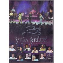 Dvd Banda Vida Reluz - Ao Vivo - Raro Novo***