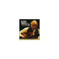 Cd Baden Powell E Filhos- Ao Vivo-asa Brana-trib Blues