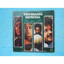 Lp Cassiano/hyldon/l Melodia/tim Maia P/1979-programa Esp..