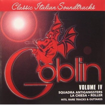 Cd Goblin Volume Iv: Classic Italian Soundtracks;hits, Rare