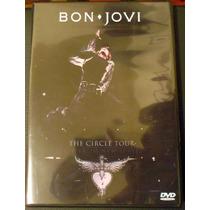 Dvd Bon Jovi - The Circle Tour - Live From New Jersey 2010