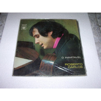 Lp Roberto Carlos, O Inimitavel, Mono 1968