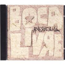 Cd Boca Livre - Americana - Raríssimo