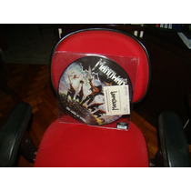 Manowar-picture Disc The Lord Of Steel-pronta Entrega!