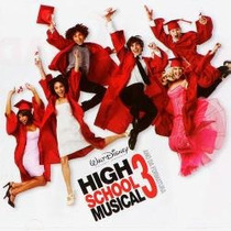 Cd High School Musical 3 Ano Da Formatura Lacrado Original