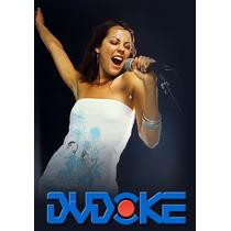 Dvd Karaoke Músicas Karaoke Para Seu Aparelho De Dvd