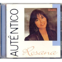 Cd Rosana - Momentos - 1989