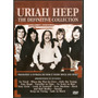 Dvd Uriah Heep - The Definitive Colection - Novo***