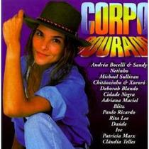 Corpo Dourado - Novela - Trilha Sonora Original - Cd
