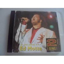 Cd Original - Ed Motta - 2 É Demais