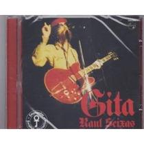 Cd Raul Seixas - Gita (1974) Edição Remaster Com 2 Bônus