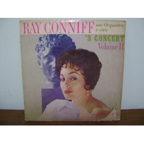 Disco Vinil Lp Ray Conniff Concert Volume 2