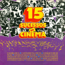 Trilha Sonora 15 Sucessos Do Cinema Nat King Cole Judy Garla