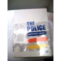 Dvd The Police Syncronicity Ao Vivo - Lacrado !!!