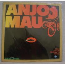 Lp Novela Anjo Mau - Nacional - Som Livre - 1976