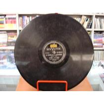 Disco 78 Rpm - Nelson Gonçalves - Se Você Quer Deixar O Meu