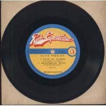 Elvis Presley - Rock Espetacular - Compacto De 1976
