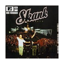 Cd Skank Ao Vivo Mtv (2001) - Novo Lacrado Original