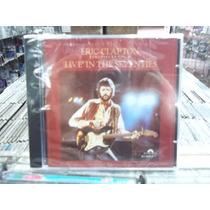 Eric Clapton Live In Seventies Cd Original Novo Lacrado