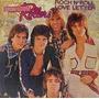 Lp - Bay City Rollers - Rock N´roll Love Letters (imp-1976)