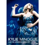 Kylie Minogue - Live In London Concert - Dvd Novo Lacrado