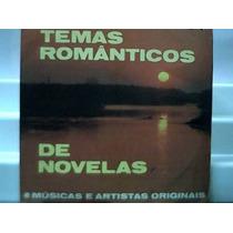 Lp,16 Temas Romanticos De Novelas.