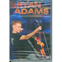 Bryan Adams Vina Del Mar 2007 Cd Original Novo Lacrado Raro.